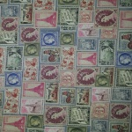 Franch  postage stamps