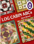 LOG CABIN ABCs, 8043 Marti Michell