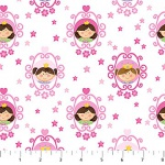 Little Princess 20743-10 (Fat Quarter)