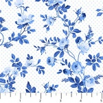 Porcelain Blue 20696-10 (Fat Quarter)