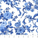 Porcelain Blue 20694-10 (Fat Quarter)