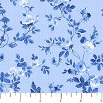 Porcelain Blue 20696-42 (Fat Quarter)