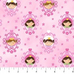 Little Princess 20743-21 (Fat Quarter)