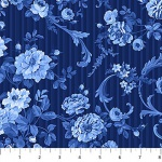 Porcelain Blue 20694-49 (Fat Quarter)